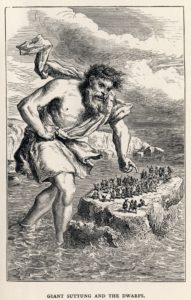 suttung stranding the dwarves on a reef