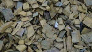 oak chips used to age mead