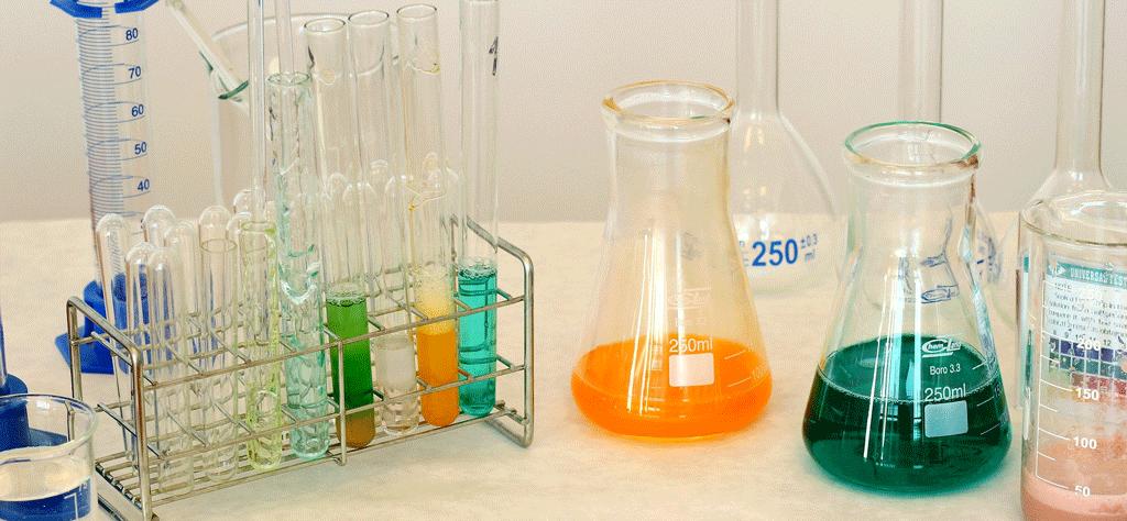 chemistry equiptment