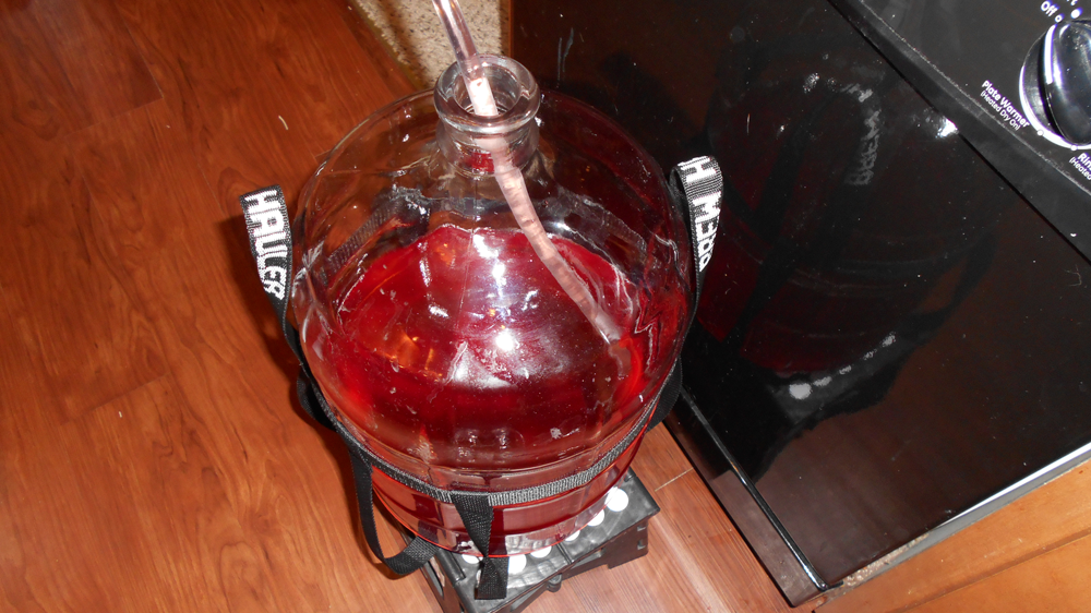 strawberry siphoning