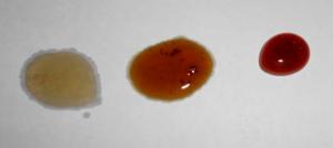 burnt honey comparison