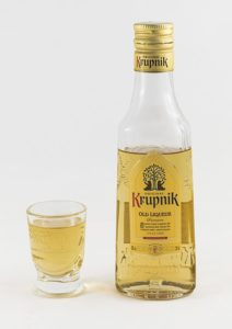 krupnik bottle