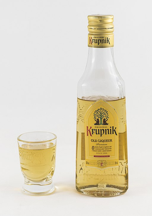 Krupnik – Polish Honey Drink