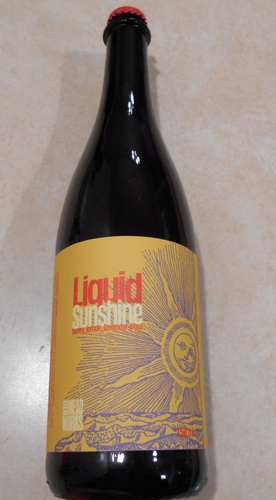 liquid sunshine bottle